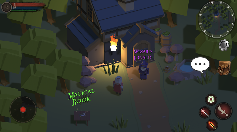 Knight Life: Medieval Fantasy RPG APK Cracked Free Download