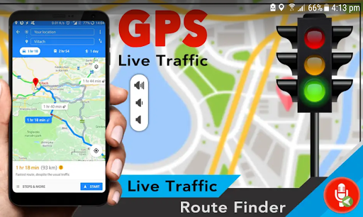 Voice GPS Driving Directions - GPS Maps Navigation 3.1.0 screenshots 9