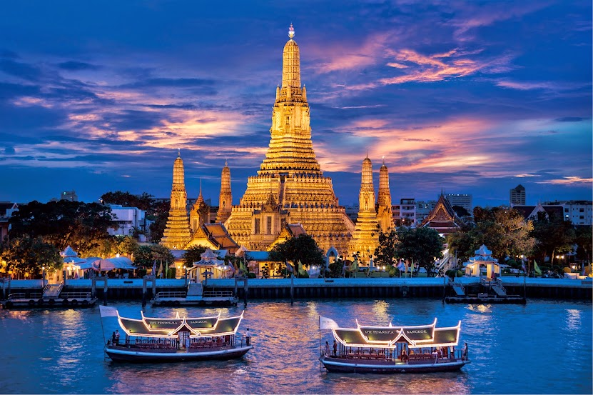 du lich thai lam o Bangkok