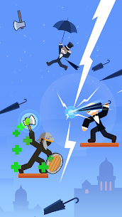 The Warrior – Top Stickman Mod Apk 1.1.3 [DINHEIRO INFINITO] 2