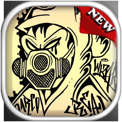 Drawing Graffiti Characters 1.1.2 screenshots 1