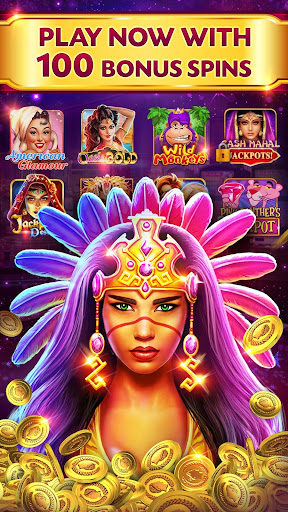 Caesars Slots: Free Slot Machines and Casino Games  gameplay | by HackJr.Pw 1