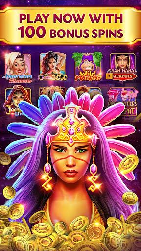 Caesars Slots: Free Slot Machines and Casino Games  screenshots 1