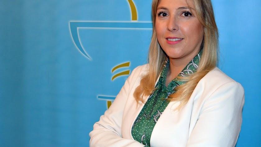 Gema Martínez Soler.