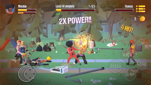 City Street Fighter u2013 Real Gangster Street Fight 1.4 screenshots 1