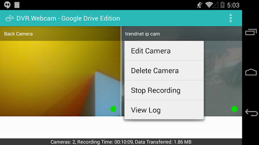 DVR.Webcam - Google Drive