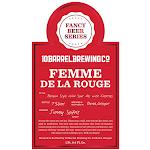 10 Barrel Femme De La Rouge