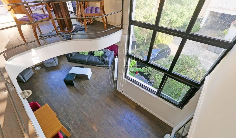 Maison avec jardin et terrasse La Garenne-Colombes