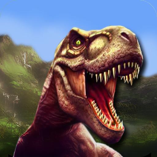 ビッグ恐竜シミュレータ:ハンター 模擬 App LOGO-硬是要APP