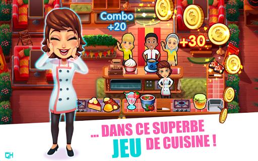 Télécharger Mary le Chef - Cooking Passion APK MOD 2