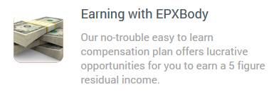Photo: Earn a noce income with EPX Body