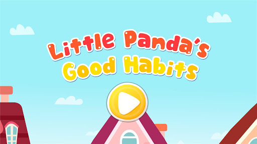 Baby Panda's Good Habits - screenshot