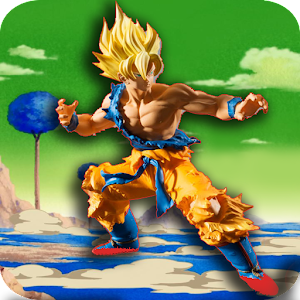 Tải Super Goku Saiyan Games APK