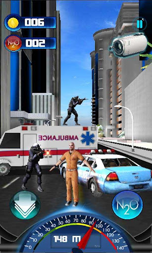 San Andreas Police Crime City