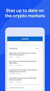 Coinbase – Buy & Sell Bitcoin. Crypto Wallet. 5