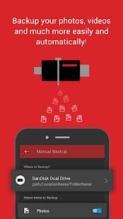 SanDisk Memory Zone Screenshot 5