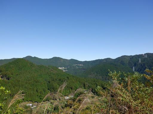 鉄塔から北方面(御園富士)