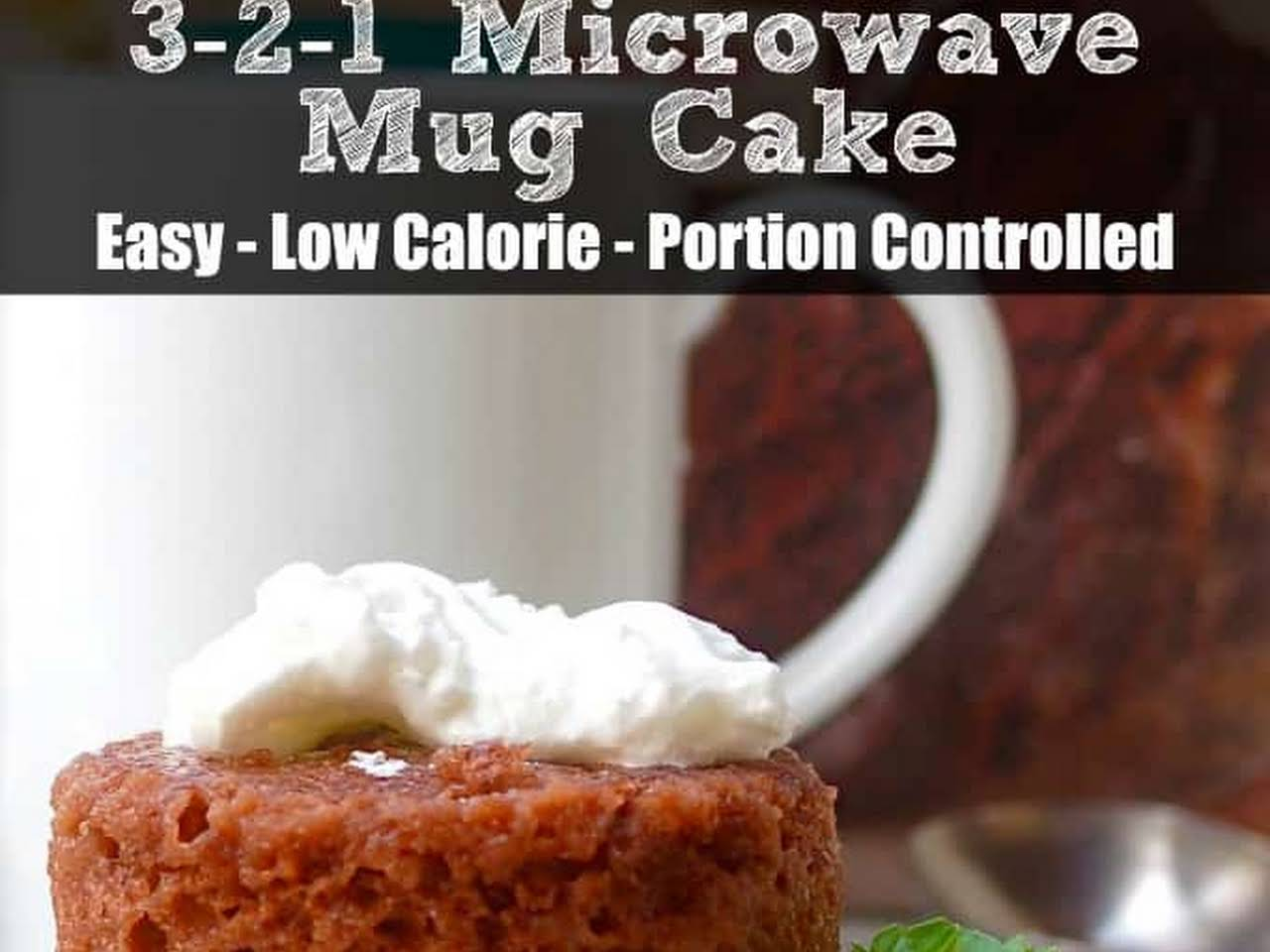 10 Best Cake In A Mug Microwave With Cake Mix Recipes Yummly