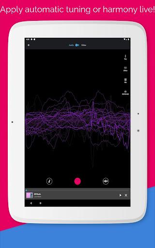 Voloco: Auto Voice Tune + Harmony 6.0.2 Screenshots 11