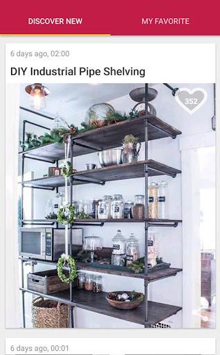 100 Kitchen Storage Ideas screenshot