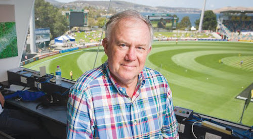 ABC cricket commentator Jim Maxwell will provide some insightful and colourful knowledge on modern sport and Australia's dismal efforts in the recent Ashes tour.