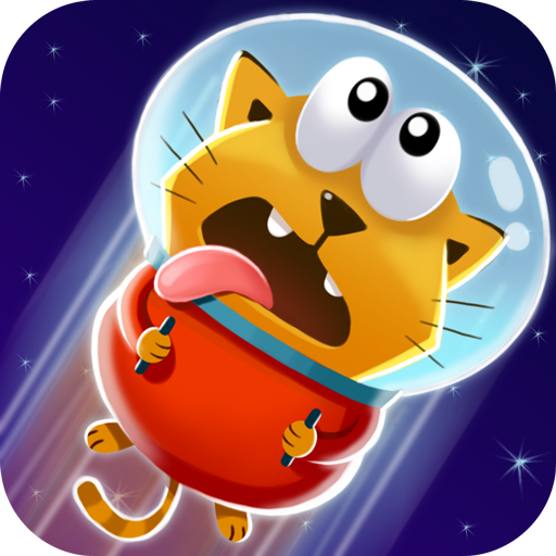 Space Cat - Galactic Challenge Icon
