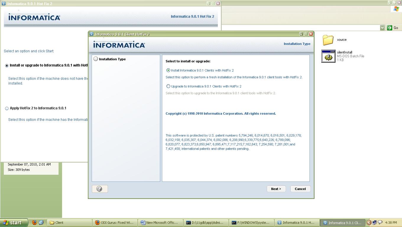 informatica with hadoop