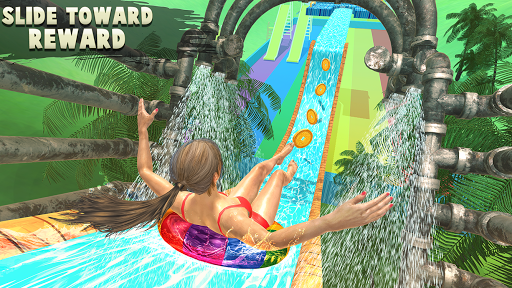 Water Parks Extreme Slide Ride : Amusement Park 3D 1.32 screenshots 9