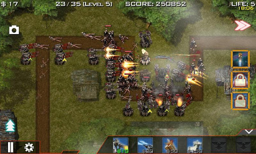 Télécharger gratuit Global Defense: Zombie War APK MOD 2