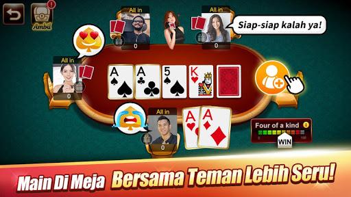 LUXY : Domino & Pokeru00a0u2013 Gaple QiuQiu QQ 99 Remi 5.1.8.0 screenshots 3