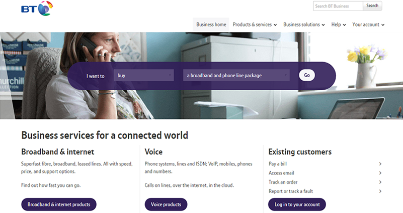 BT IP Communications
