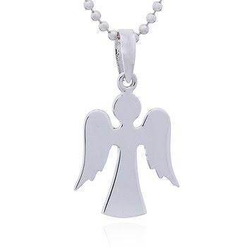 Ängel silverhänge