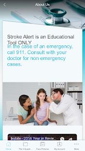 Stroke Alert - náhled