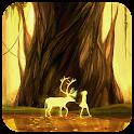 Cute Deer Theme icon