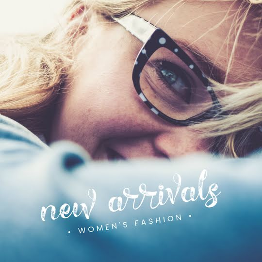 Women's New Arrivals - Instagram Post Template