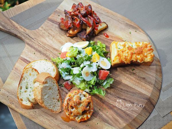摩吉斯烘焙樂園 Mojie's BakingLand~週末主廚限定料理,多元型態空間!大坑美食|複合式餐廳|大坑景點