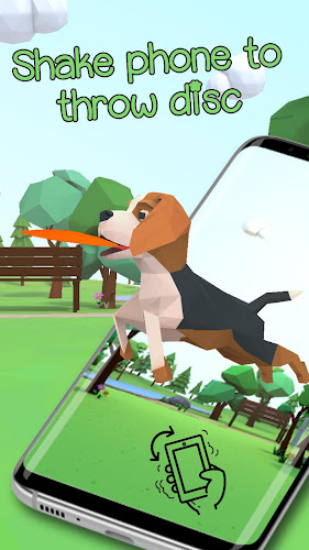 3D Cute puppy theme&Lovely dog wallpaper Android App Screenshot