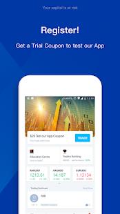 Easy forex trading app