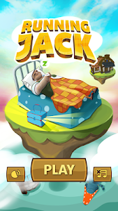 Running Jack: Super Dash Game screenshot 0