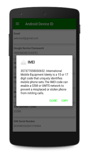 Device ID Apk Download 4