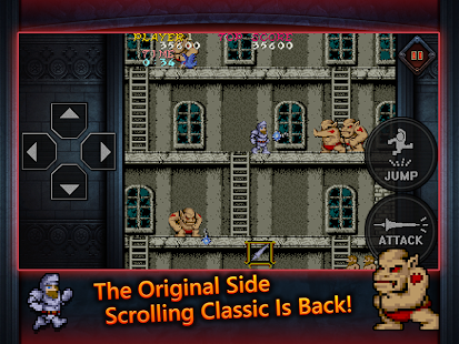 Ghosts'n Goblins MOBILE Screenshot