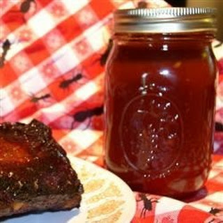 Bourbon Whiskey BBQ Sauce