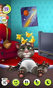 My Talking Tom Mod Apk 6.1.0.853 [All Unlimited] 1
