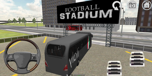 Football Team Bus Driver 3D 3.0 screenshots 4