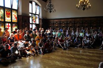 Photo: Jour 9 - Réception à Fribourg
