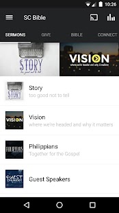 Santa Cruz Bible Church- screenshot thumbnail