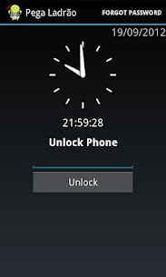 Alarm Anti Theft Screen Lock apk download 4