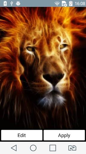 Sunny lion live wallpaper