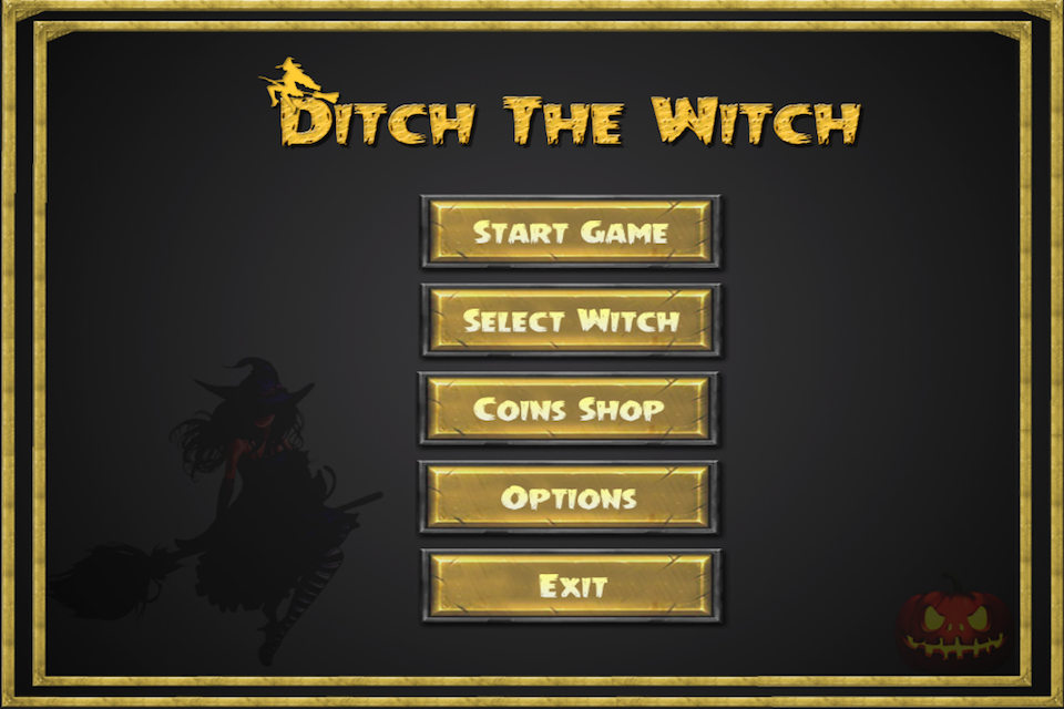 Ditch the Witch- screenshot