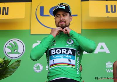 Krijgt Sagan voor de groene trui concurrentie van spurtbom Quick-Step?